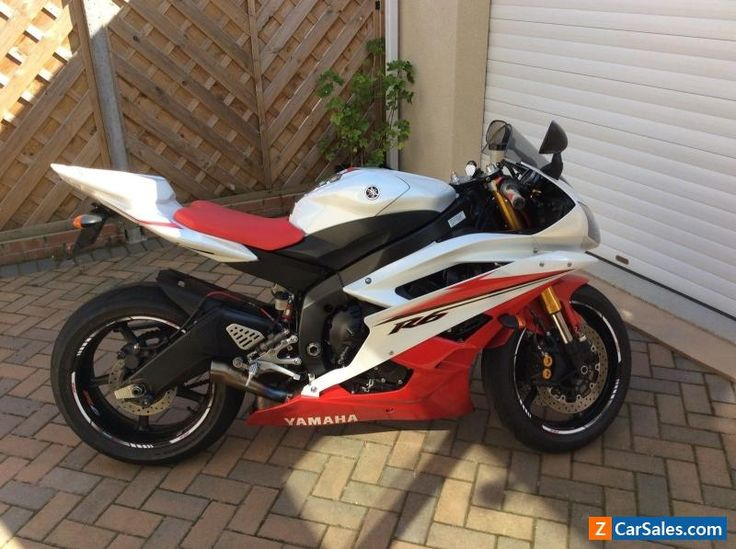 Yamaha R6 motorcycle #yamaha #r6 #forsale #unitedkingdom
