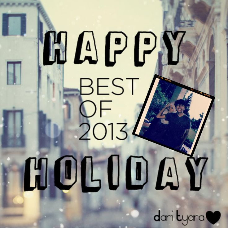 Happy holiday @pohanga