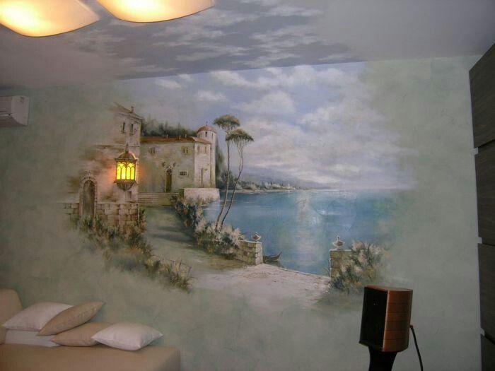 169 best Wall murals images on Pinterest