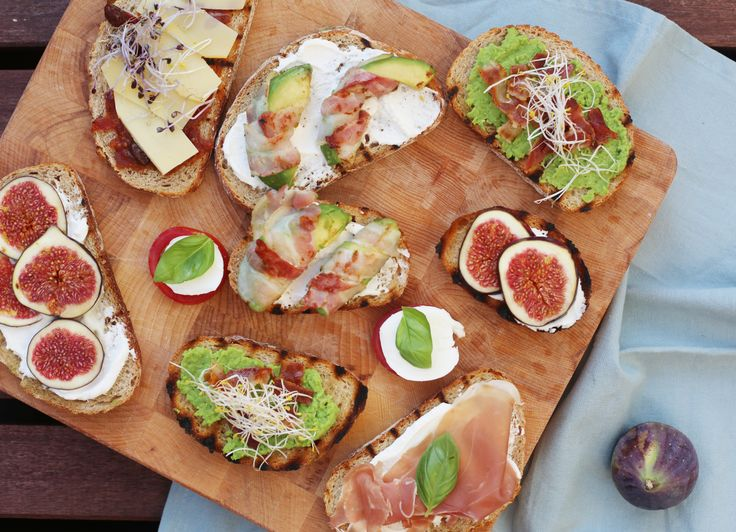 5 x Bruschetta | Borrelhapjes | Taste Our Joy!
