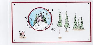Cards, Cats and Coffee: Claritystampers East Christmas