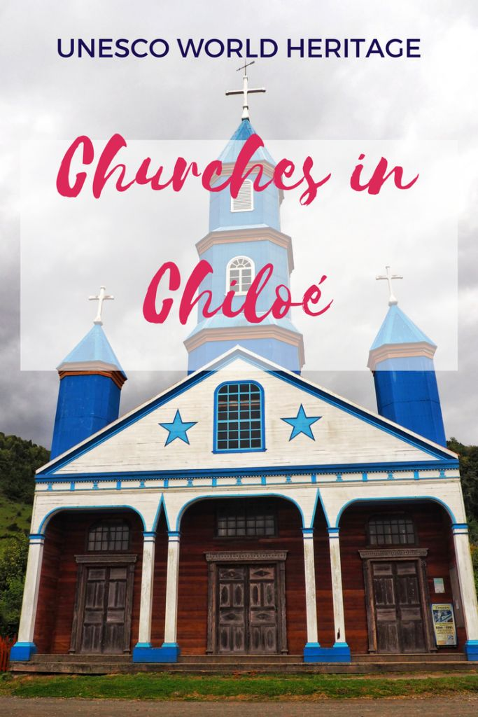 Churches in #Chiloe, #Chile #southamerica