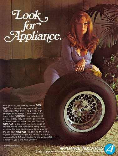 Look for Appliance, You'll Like What You See
