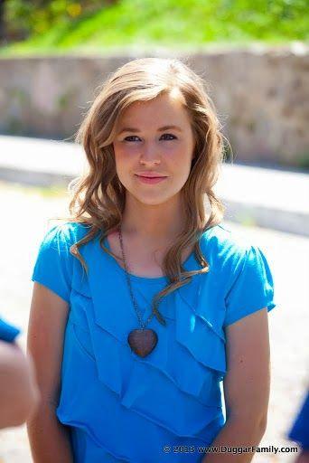 Jana Duggar- she's beautiful