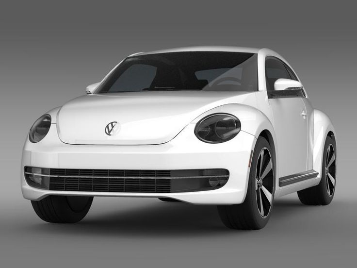 VW Beetle Turbo Black 2012 3D Model- Let me represent you high poly 3d model of VW Beetle Turbo Black 2012 (The Volkswagen Beetle is a compact car manufactured and marketed by Volkswagen.) with high detail.    The model is created in real size. This model is created in Autodesc Maya 2012, visualization (rendering) - Mental Ray. If necessary, the product is easy to change or modify.  Autodesc Maya mb file contains all the Mental Ray materials and render setup.  Other format without Mental Ray…