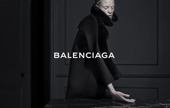 Alexander Wang's Fall 2013 Balenciaga Campaign