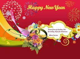 Happy New Year Photo Card Free