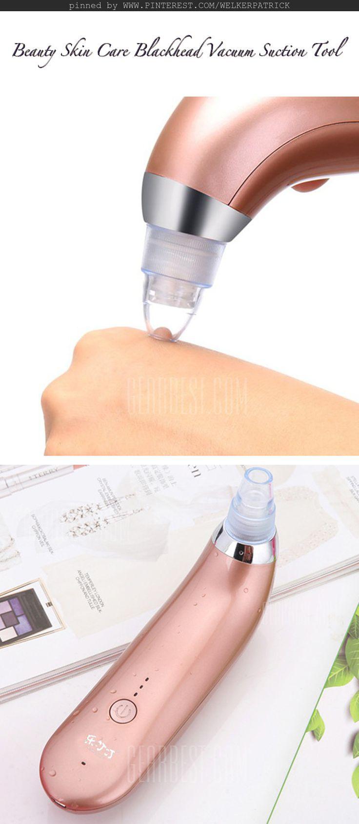 Beauty Skin Care Blackhead Vacuum Suction Tool
