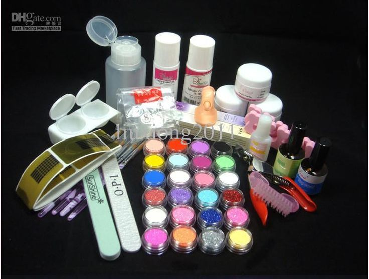 Cool Wholesale Acrylic Nail Supplies