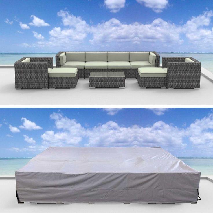 Outdoor Patio Furniture Cover Garden Sofa Wicker Rattan Rain Waterproof  Large. Best 20  Patio furniture covers ideas on Pinterest   Outdoor