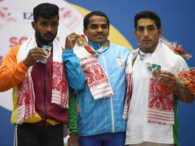 Swan bags Pakistan's first gold at South Asian Games - The Express Tribune