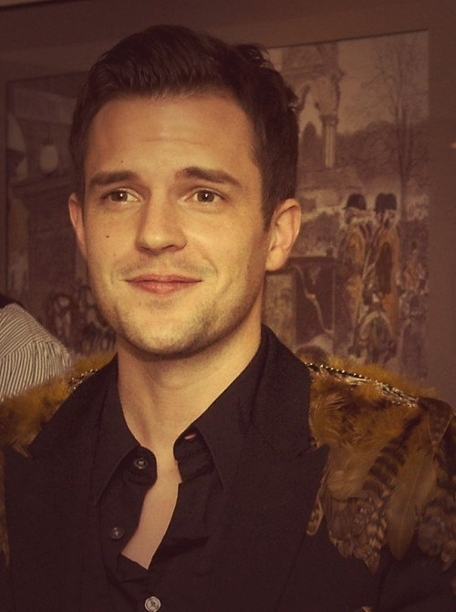 Brandon Flowers, could there be any more of a perfect combination of talent and attractiveness? He is perfection. In his looks, his singing, his songwriting.