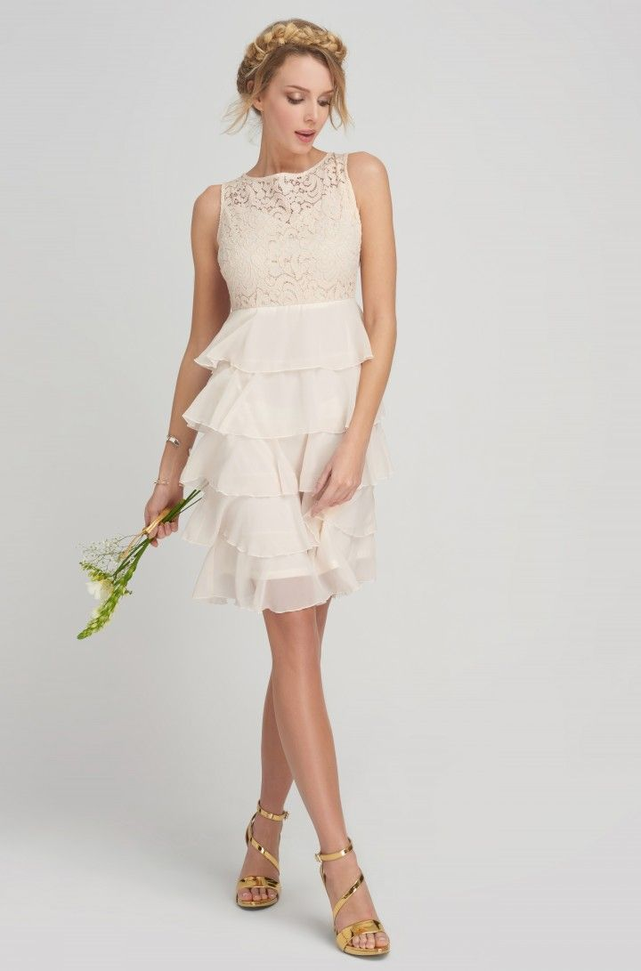 a kleid aus bi material orsay dresses cocktail dress basic