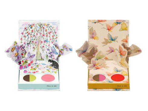 テーマは春の蝶たち! 「ポール & ジョー ボーテ」春の新作が発売