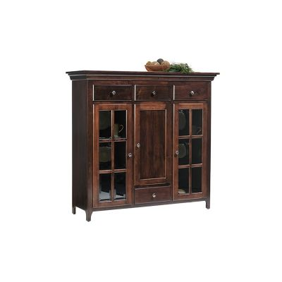 Genial Dutch Pantry Lexington Shaker Furniture Made In Usa Builder10 Available At  Amish Oak And Cherry