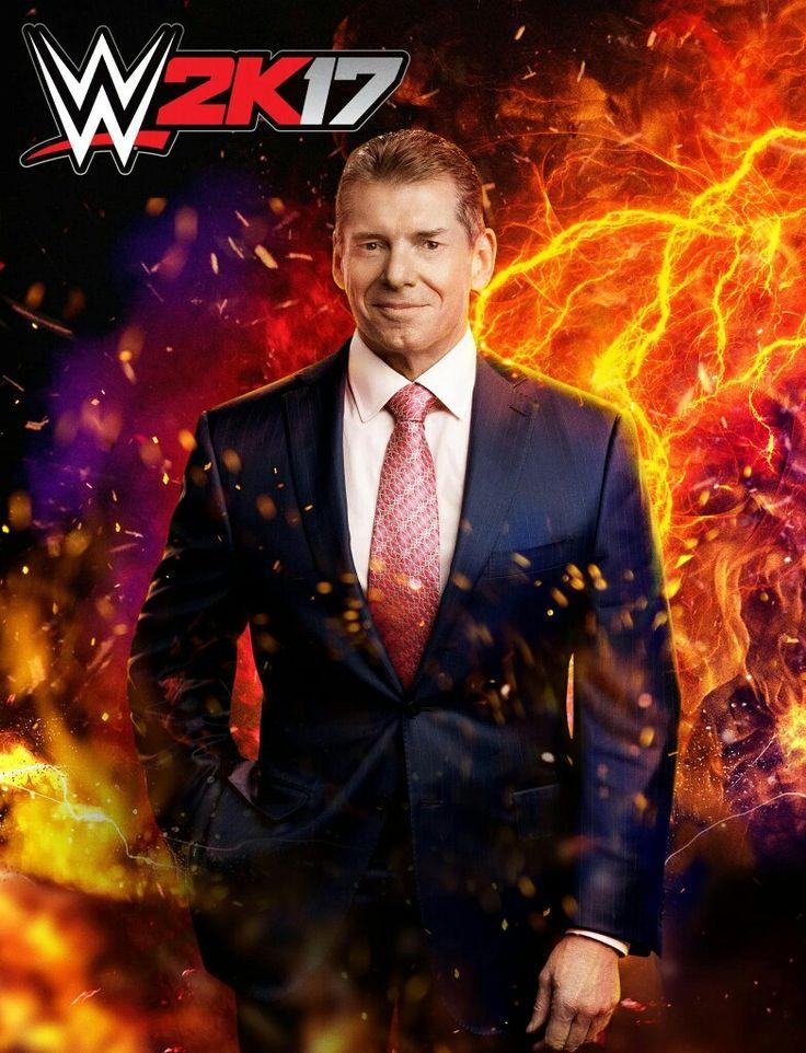 Vince McMahon | August 24