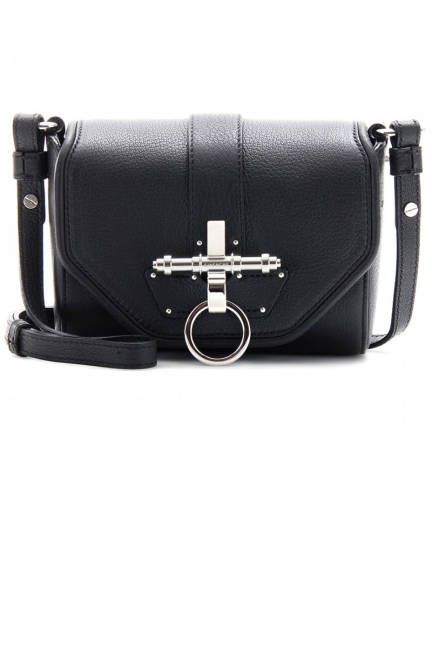 Fall 2013 Fashion Trends - Punk Style Clothing - ELLE THE BAG Givenchy Obsedia Leather Shoulder Bag, $ 1,555