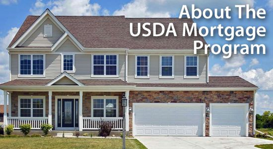 USDA Rural Mortgage Rules + USDA Mortgage Rates. Great for first-time home buyers who can't afford a down payment.