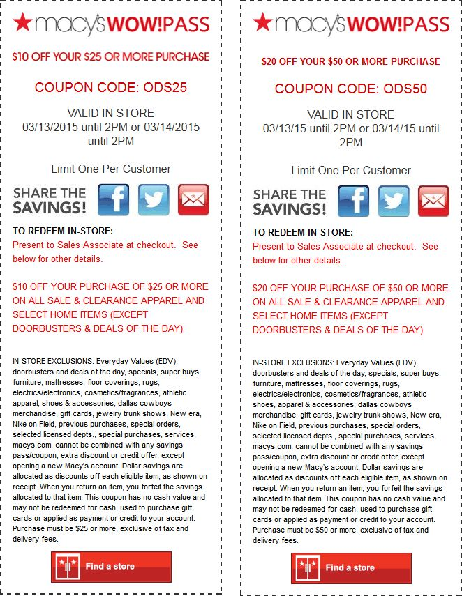25 best coupon app images on pinterest coupon coupons and december pinned march 13th 10 off 25 more til 2pm at macys or online fandeluxe Image collections