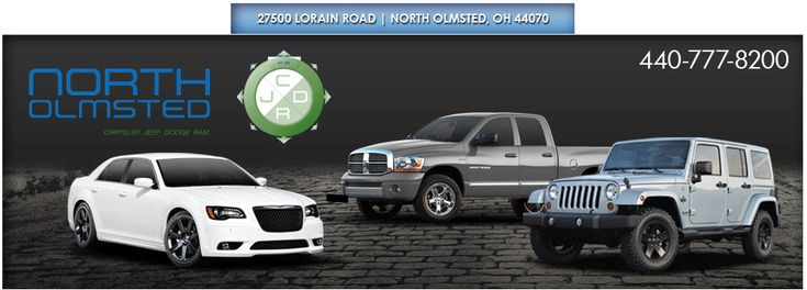 Awesome North Olmsted Chrysler Dodge Jeep Ram