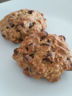 Chocolate Chips and Steel Cut Oats Cookies