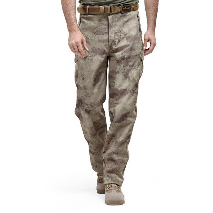 $45.60 (Buy here: https://alitems.com/g/1e8d114494ebda23ff8b16525dc3e8/?i=5&ulp=https%3A%2F%2Fwww.aliexpress.com%2Fitem%2FShark-Skin-Softshell-Tactical-Military-Camouflage-Pants-Men-Winter-Army-Waterproof-Warm-Fleece-Sport-Camo-Hunting%2F32713825889.html ) Shark Skin Softshell Tactical Military Camouflage Pants Men Winter Army Waterproof Warm Fleece Sport Camo Hunting Outdoor Pants for just $45.60
