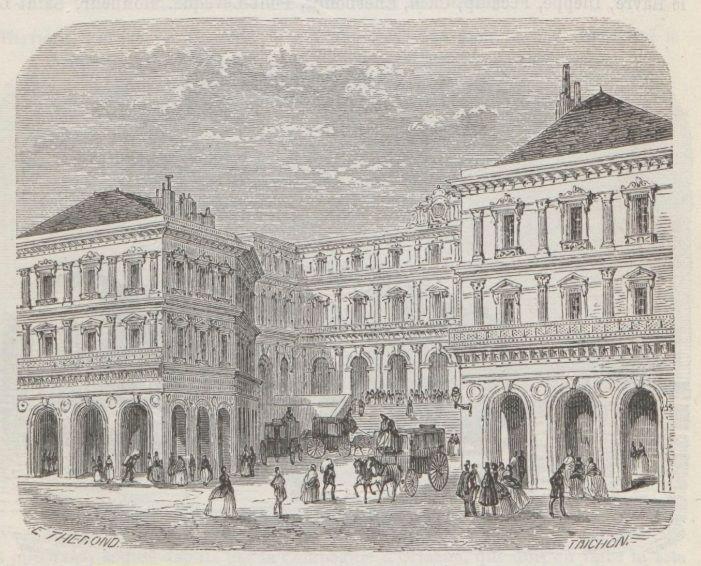 Adolphe Joanne 1867 cv embarcadere ouest rive droite - Gare de Paris-Saint-Lazare — Wikipédia