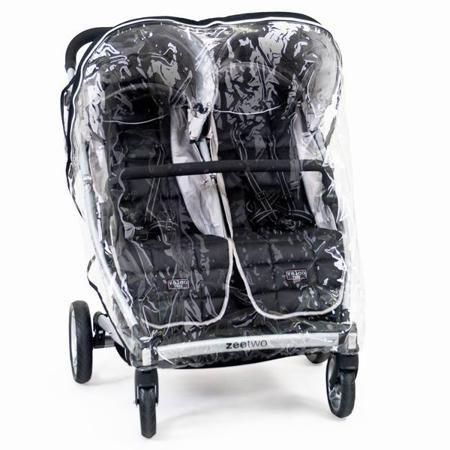 Valco baby для коляски Spark Duo & Zee Two  — 1580р. -----------  Созданный специально для коляски Zee Two и Zee Spark Duo, этот аксессуар обеспечивает защиту от дождя и ветра.   Дождевик, выполненный из материала, безопасного для детей, защищает даже от самого сильного ливня, при этом обеспечивая вентиляцию.