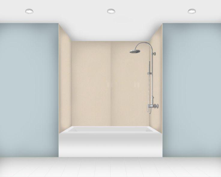 36 best Curava Shower Surrounds images on Pinterest
