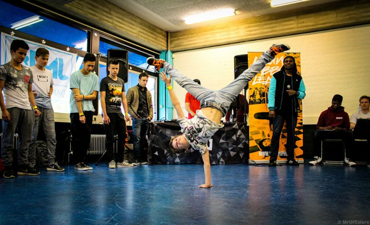 BreakDance by MrOfColors Photography