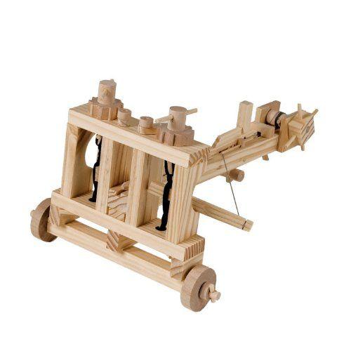 Timberkits - Ballista - Wooden Automata Kit Timberkits http://www.amazon.co.uk/dp/B007WFDXSC/ref=cm_sw_r_pi_dp_h5Njub16FEYQT