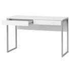 Caspian White Gloss Desk