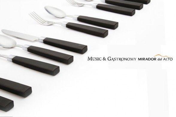 Restaurant Mirador del Alto: Piano