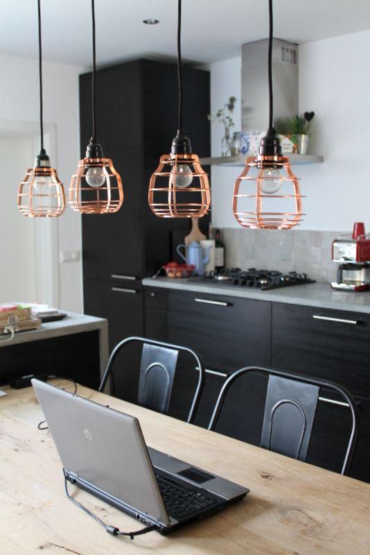 Hanglamp Boven Keuken : Meer dan 1000 idee?n over Aanrecht Verlichting op Pinterest