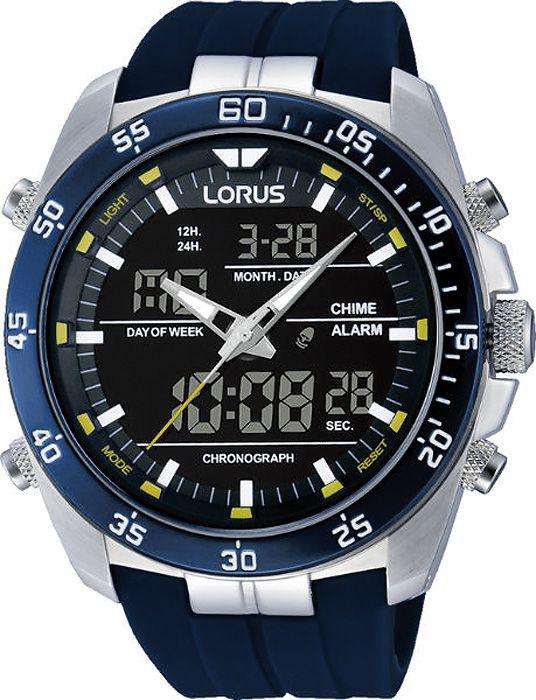 Zegarek męski Lorus Sportowe RW617AX9 - sklep internetowy www.zegarek.net