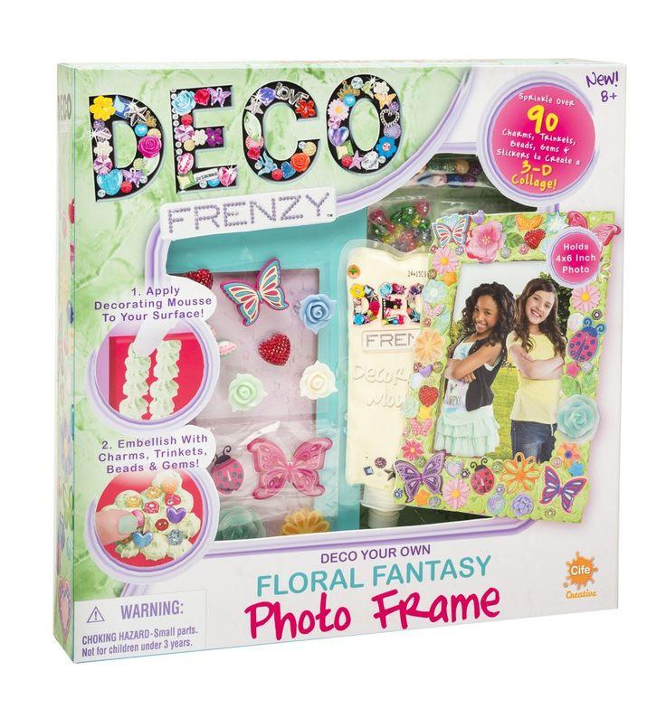 Deco Frenzy rámeček na fotografii - Bambule Království hraček