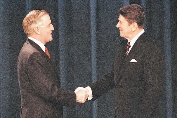 """Image result for reagan my opponent's youth and inexperience."""""""