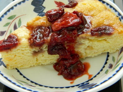 roasted strawberry buttermilk cake | I Made This and It Was Good | Pi ...