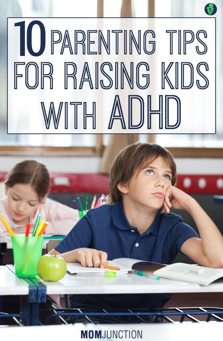 10 Parenting Tips For Raising Kids With ADHD: This is especially difficult in the case of children who can't sit still, are always inattentive and can't follow instructions despite unprecedented explanations. Repinned by SOS Inc. Resources pinterest.com/sostherapy/.