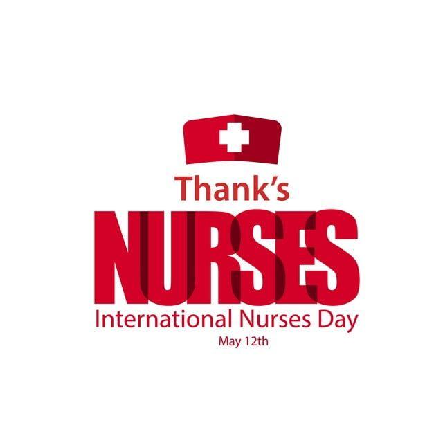 أشكر ممرضات اليوم العالمي للممرضات ناقلات تصميم التوضيح أيقونات اليوم الرموز الدولية ممرضة Png والمتجهات للتحميل مجانا Illustration Design Medical Logo Design Nurses Day