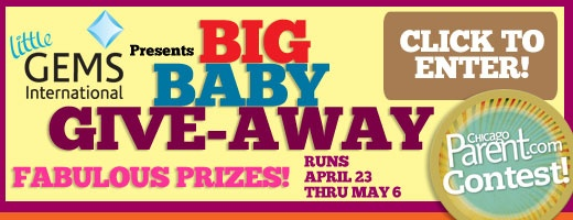 Have you entered our Big Baby Giveaway? There's so much to win!: Big Baby, Baby Giveaways