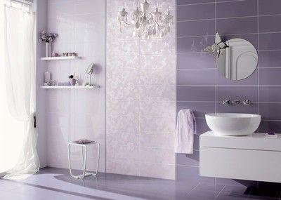 Oltre fantastiche idee su bagno colori pastello su piastrelle