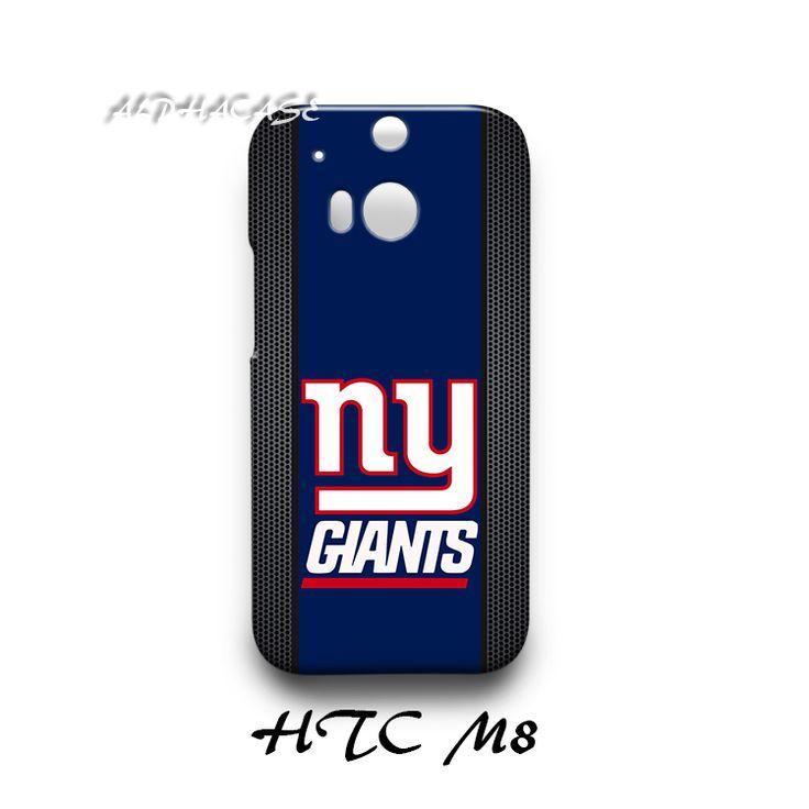 New York Giants HTC M8 Hardshell Case Cover