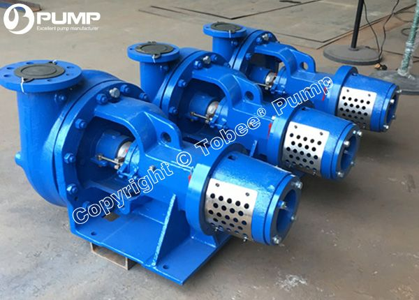 The compact and adaptable SANDMASTER centrifugal pump includes