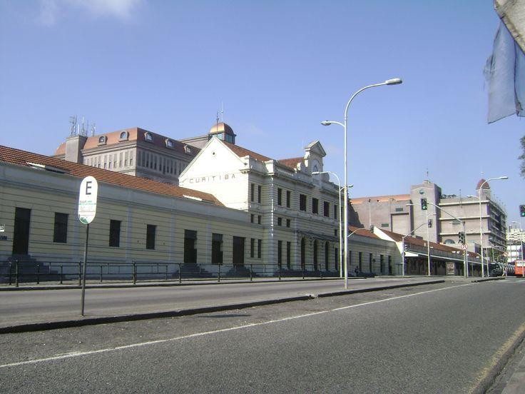 Shopping Estação em Curitiba -  Museu Ferroviário
