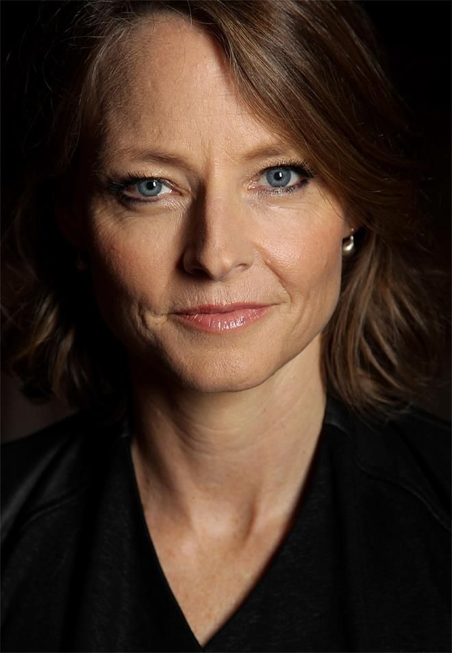 Jodie Foster: brainy, gorgeous badass at every age.