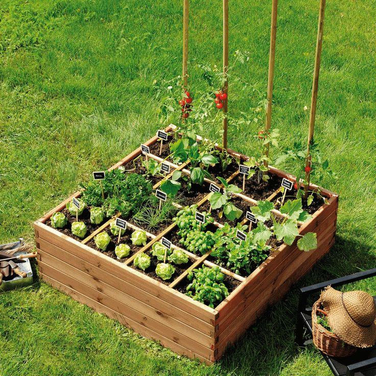 17 best ideas about potager sur lev on pinterest jardin en hauteur jardini re en hauteur and. Black Bedroom Furniture Sets. Home Design Ideas