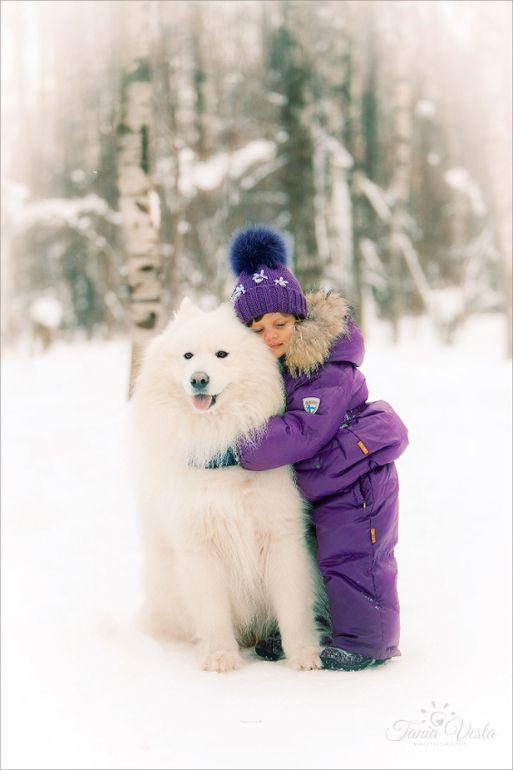 Фотосессия с собакой. Москва