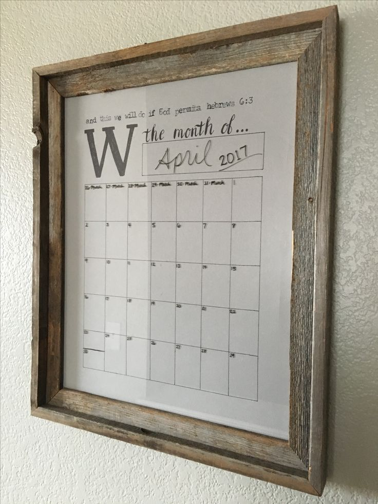 Dry Erase Calendar Ideas : Best dry erase calendar ideas on pinterest