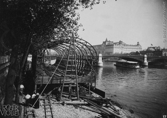 76 best Metro Paris images on Pinterest | Old photos, Construction ...